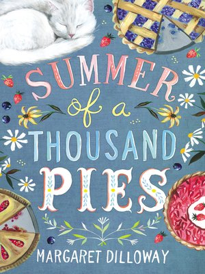 cover image of Summer of a Thousand Pies