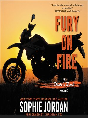 cover image of Fury on Fire