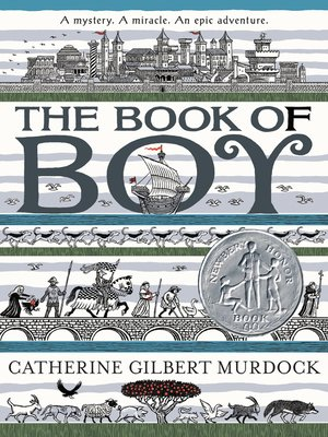 cover image of The Book of Boy