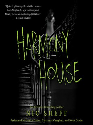 cover image of Harmony House