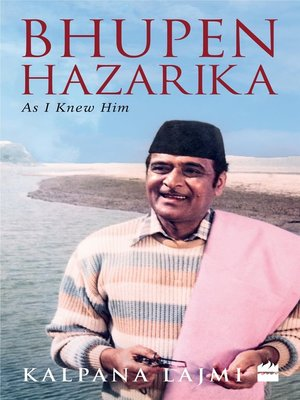 cover image of Bhupen Hazarika