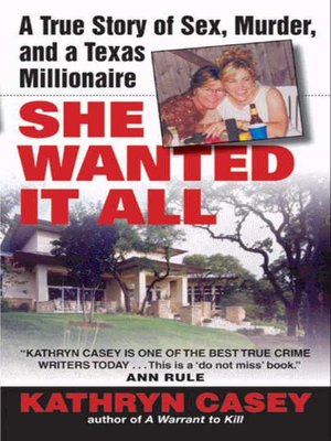 cover image of She Wanted It All