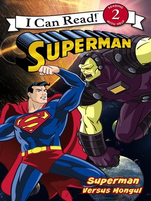cover image of Superman Versus Mongul