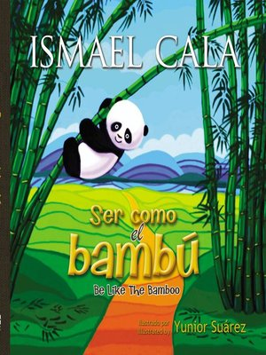 cover image of Ser como el bambú