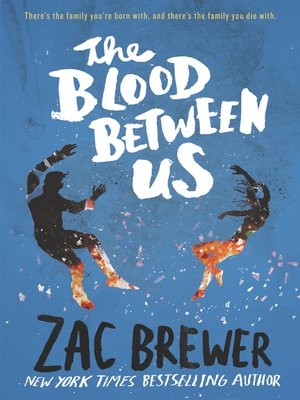 cover image of The Blood Between Us