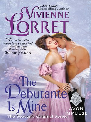 cover image of The Debutante Is Mine