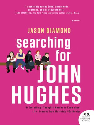cover image of Searching for John Hughes