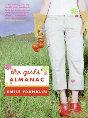 cover image of The Girls' Almanac