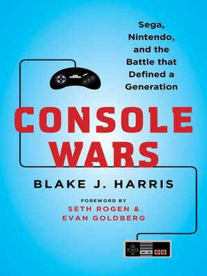 cover image of Console Wars