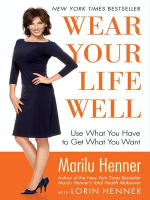 cover image of Wear Your Life Well