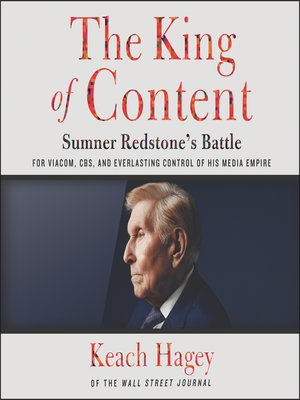 cover image of The King of Content