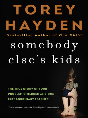 cover image of Somebody Else's Kids