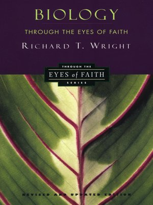 cover image of Biology Through the Eyes of Faith