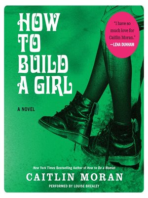 cover image of How to Build a Girl