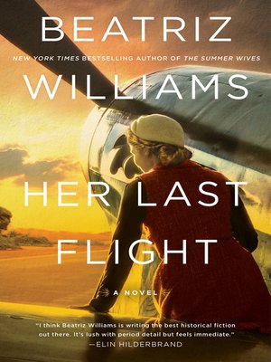 cover image of Her Last Flight