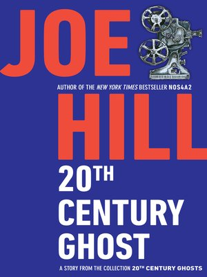 cover image of 20th Century Ghost