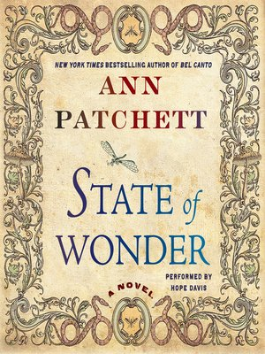cover image of State of Wonder