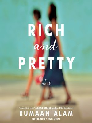 cover image of Rich and Pretty
