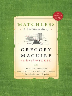 cover image of Matchless