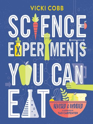 cover image of Science Experiments You Can Eat