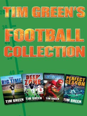 cover image of Tim Green's Football Collection