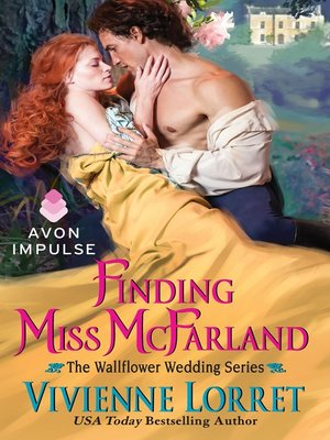 cover image of Finding Miss McFarland