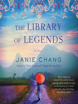 cover image of The Library of Legends