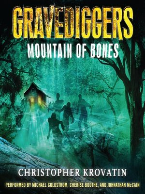 cover image of Mountain of Bones