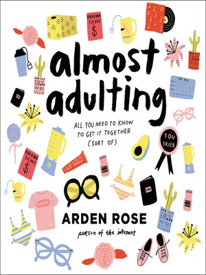 cover image of Almost Adulting