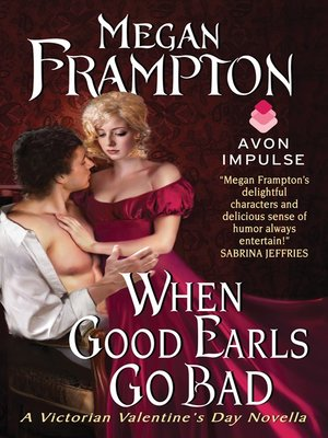 cover image of When Good Earls Go Bad