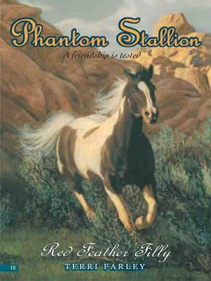 cover image of Red Feather Filly