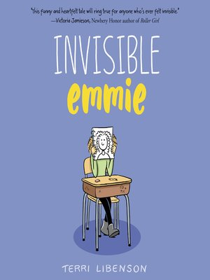 cover image of Invisible Emmie