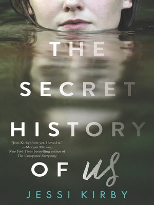 cover image of The Secret History of Us