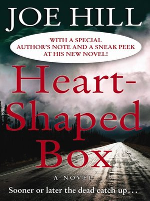 cover image of Heart-Shaped Box