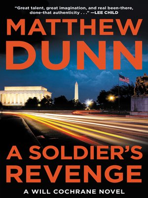 cover image of A Soldier's Revenge