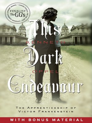 cover image of This Dark Endeavour (with Bonus Material)