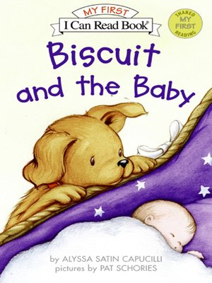 cover image of Biscuit and the Baby