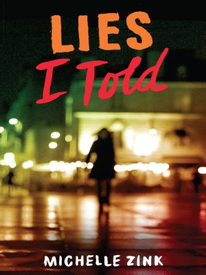 cover image of Lies I Told