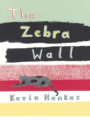 cover image of The Zebra Wall
