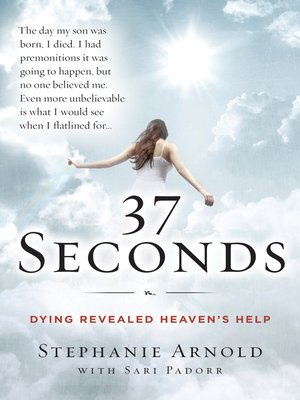 cover image of 37 Seconds
