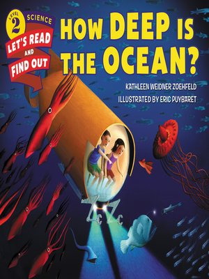 cover image of How Deep Is the Ocean?