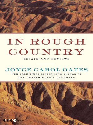 cover image of In Rough Country
