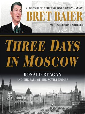cover image of Three Days in Moscow