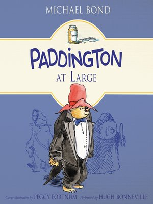 cover image of Paddington at Large