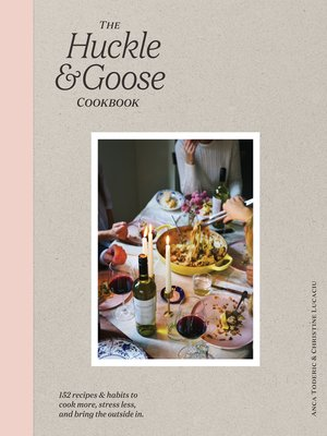 cover image of The Huckle & Goose Cookbook
