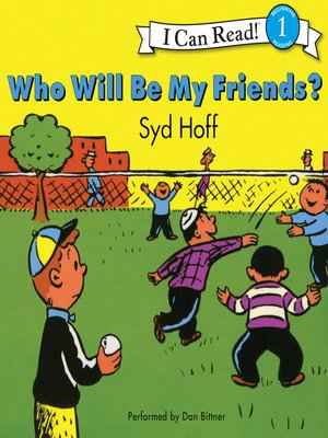 cover image of Who Will Be My Friends?