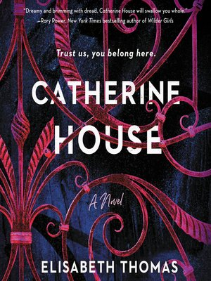 cover image of Catherine House