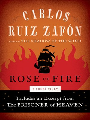 cover image of The Rose of Fire