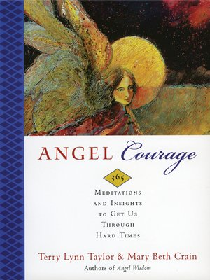 cover image of Angel Courage