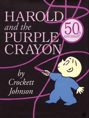 cover image of Harold and the Purple Crayon